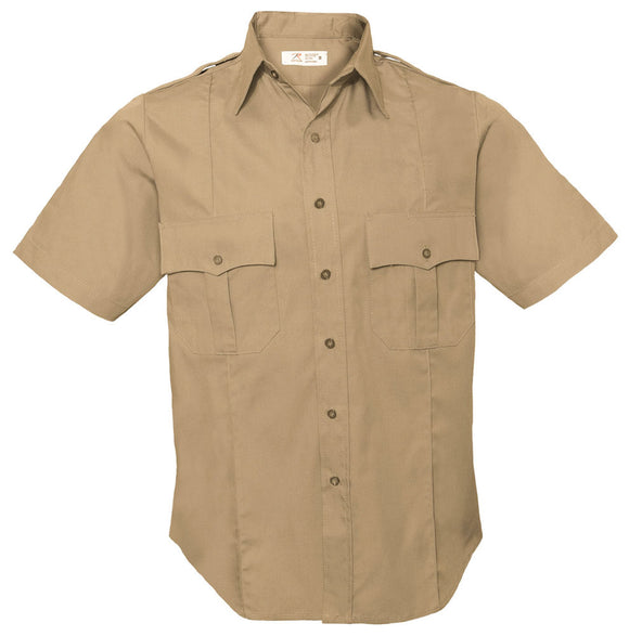 Short Sleeve Uniform Shirt - Various Colors