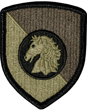 300th Sustainment Brigade OCP Multicam & trade Patch