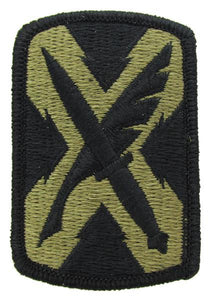 300th Military Intelligence OCP Patch - Scorpion W2