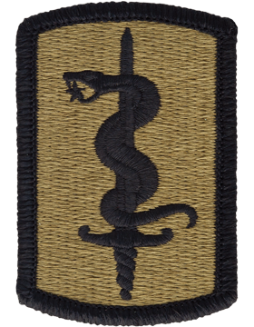 30th Medical Brigade OCP Multicam Patch