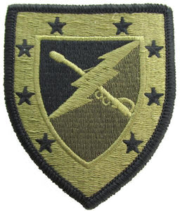 316th Cavalry Brigade OCP Patch - Scorpion W2