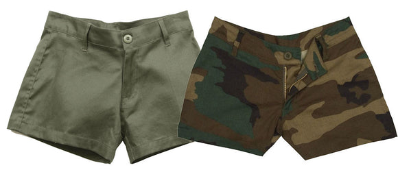 Rothco Womens Shorts - Various Colors