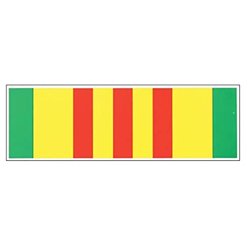 Mitchell Proffitt Vietnam Campaign Ribbon Bumper Sticker