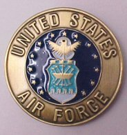U.S. Air Force Challenge Coin