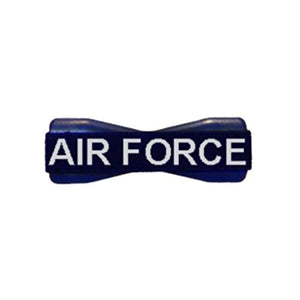 U.S. Air Force on Blue Smartphone Grip