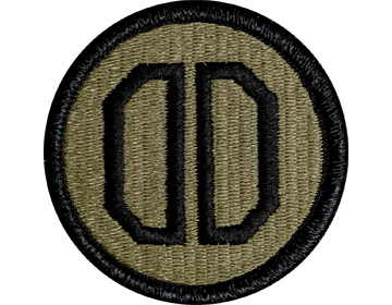 31st Armored Brigade Multicam OCP Army Patch