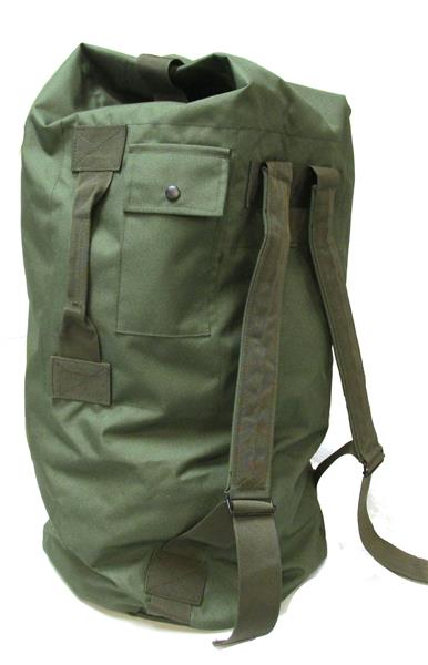Military Uniform Supply Top Load Duffle Bag 15x30 - OLIVE DRAB