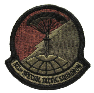 321st Special Tactics Squadron OCP Patch - Spice Brown