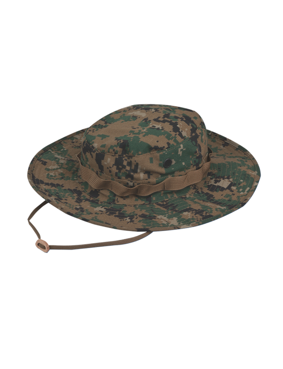 Tru-Spec Wide Brim Boonies Woodland Digital Camo
