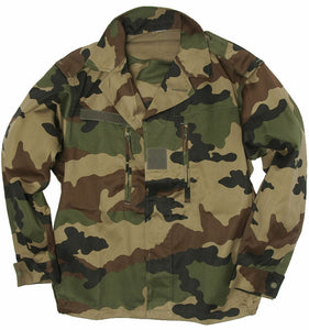 French F2 Field Jacket CCE CAMO - European Surplus - SIZE 2XL (46)