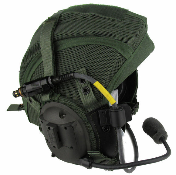 Communications Liner with Headset and Mic for CVC Helmet