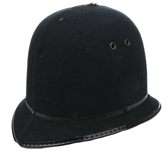 British Bobby Hat without Insignia/Size - Authentic - Amazing Low Price!