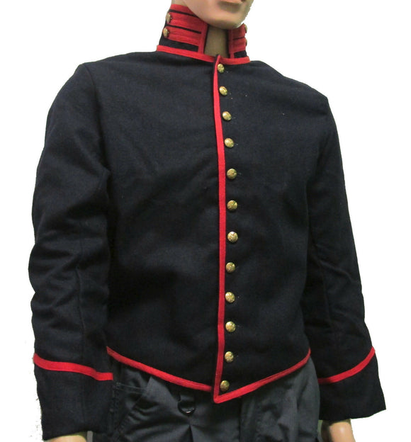 Civil War Reenactment U.S. Mounted Service Shell Coat ARTILLERY - Various Sizes