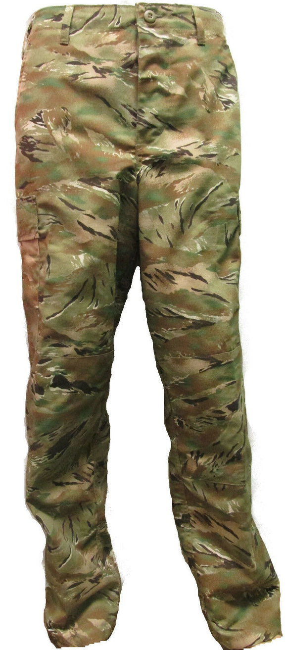 Tru-Spec Men's BDU Pants - ALL TERRAIN TIGER STRIPE - Medium/Regular