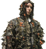 3D Camouflage Ghillie Suit - LEAF Camo New Revolution - Various Sizes