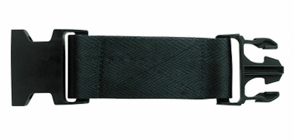 Tru-Spec Pistol Belt Extender - New Style Quick Release -BLACK - NEW!
