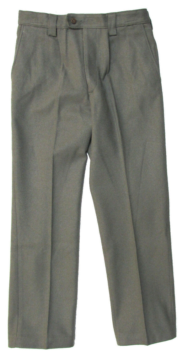 NVA East German Military Service Pants WOOL - GREY - Various Sizes