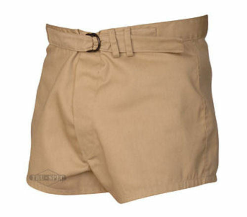 Tru-Spec Underwater Demolition Team UDT Shorts - KHAKI / TAN
