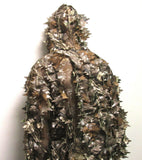 3D Camouflage Ghillie Suit - NORTHERN LEAF Camo - Various Sizes