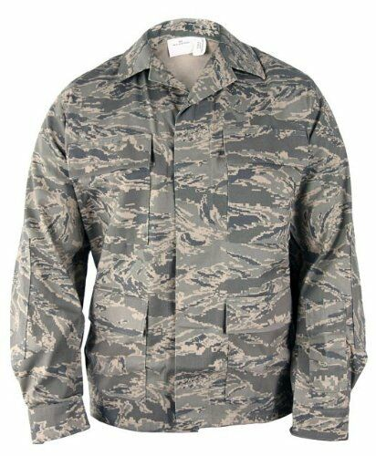 CLEARANCE - Propper Men's Air Force ABU Jacket 50/50 Nylon/Cotton TWILL