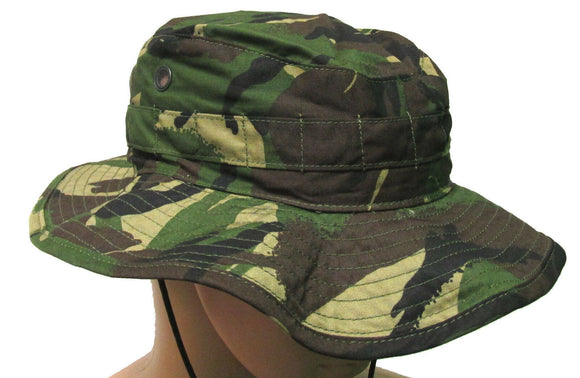 British Military Boonie - DPM Woodland Camouflage - NEW