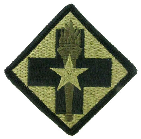 32nd Medical Brigade OCP Patch