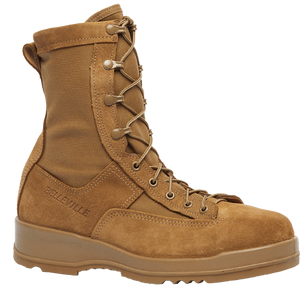 Belleville 330 COY ST Men's Hot Weather Steel Toe Flight Boots - Coyote