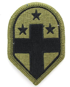 332nd Medical Brigade OCP Patch - Scorpion W2