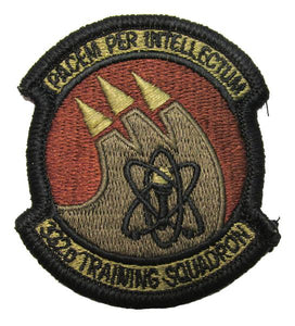 332nd Training Squadron OCP Patch - Spice Brown