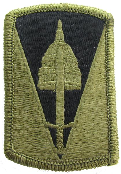 354th Civil Affairs Brigade OCP Patch - Scorpion W2