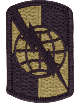 359th Signal Brigade OCP Multicam Patch