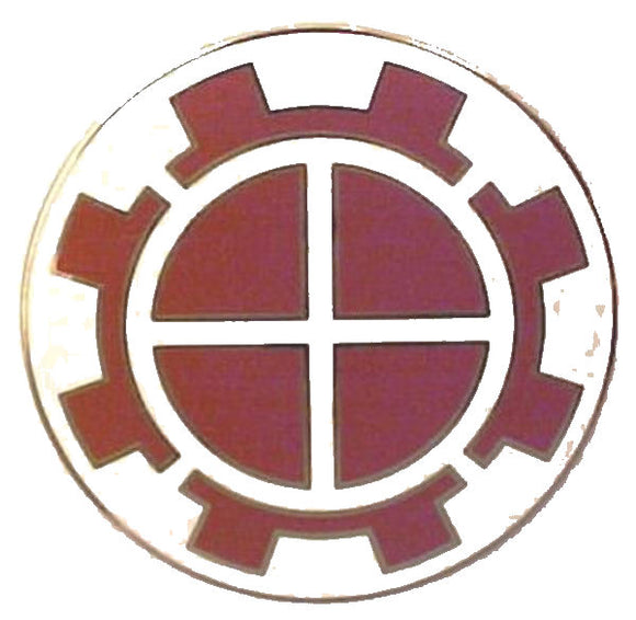 35th Engineer Brigade CSIB - Army Combat Service Identification Badge