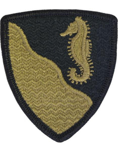 36th Engineering Brigade Multicam  OCP Patch