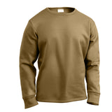 Rothco ECWCS Poly Crew Neck Top Coyote Brown