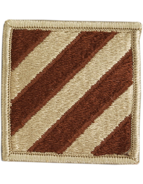 3rd Infantry Division Desert Patch