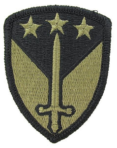 402nd Support Brigade OCP Patch - Scorpion W2