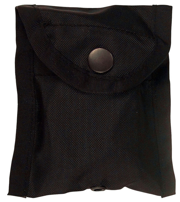 Rothco Nylon Compass Pouch Black
