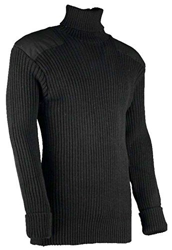 TW Kempton Chatham Woolly Pully Roll Neck Sweater