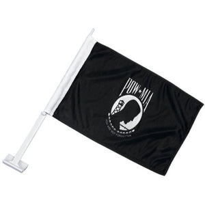 POW MIA Car Flag