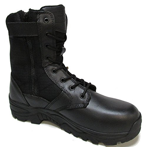 Military Uniform Supply Lightweight Tactical Boot with Zipper