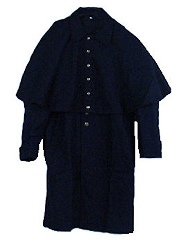 CUSTOM U.S. Civil War Union Army Greatcoat - DARK BLUE