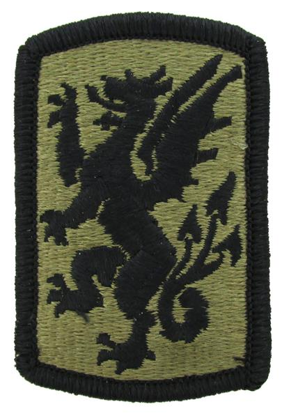 415th Chemical Brigade OCP Patch - Scorpion W2