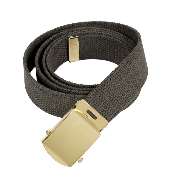 Rothco Military Web Belts with Buckle