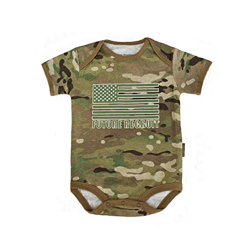 Infants Multicam Future Recruit Body Suit