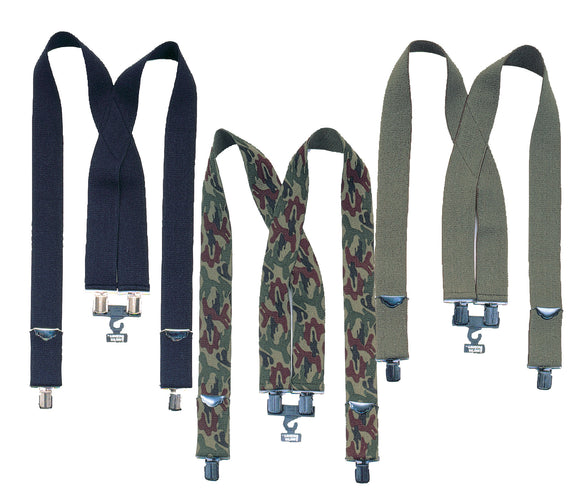 Rothco Pants Suspenders - Military Style Suspenders