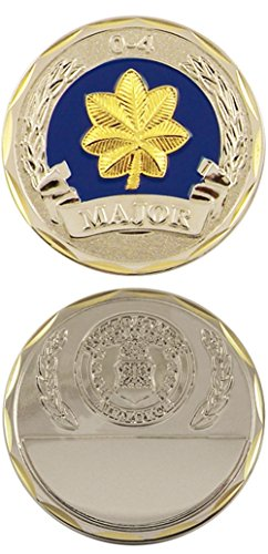 U.S. Air Force Major 0-4 Challenge Coin