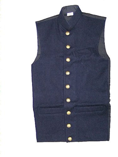 Kids Civil War Federal Vest - Dark Blue