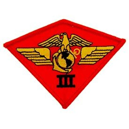 Eagle Emblems PM0040 Patch-USMC,03RD Airwing (3.75 inch)