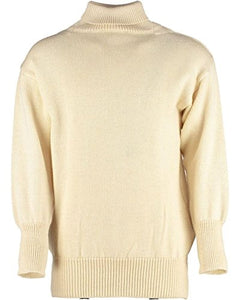 TW Kempton British Roll Neck Submariners Sweater