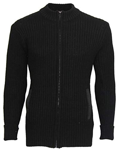 TW Kempton The Belvoir Full Zip Cardigan Sweater